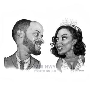 Caricature Drawing Gift | Arts & Crafts for sale in Addis Ababa, Bole