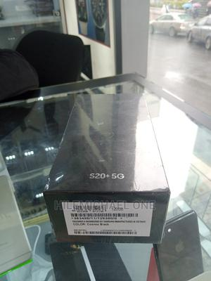 New Samsung Galaxy S20+ 5G 128 GB Black | Mobile Phones for sale in Addis Ababa, Bole