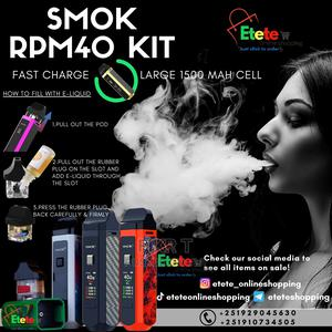 The SMOK RPM 40 Pod Mod Kit | Tobacco Accessories for sale in Addis Ababa, Kirkos