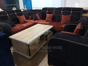 New Quality L-Shape Sofa | Furniture for sale in Addis Ababa, Yeka