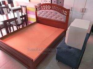 New Quality 1.50cm Bed | Furniture for sale in Addis Ababa, Yeka