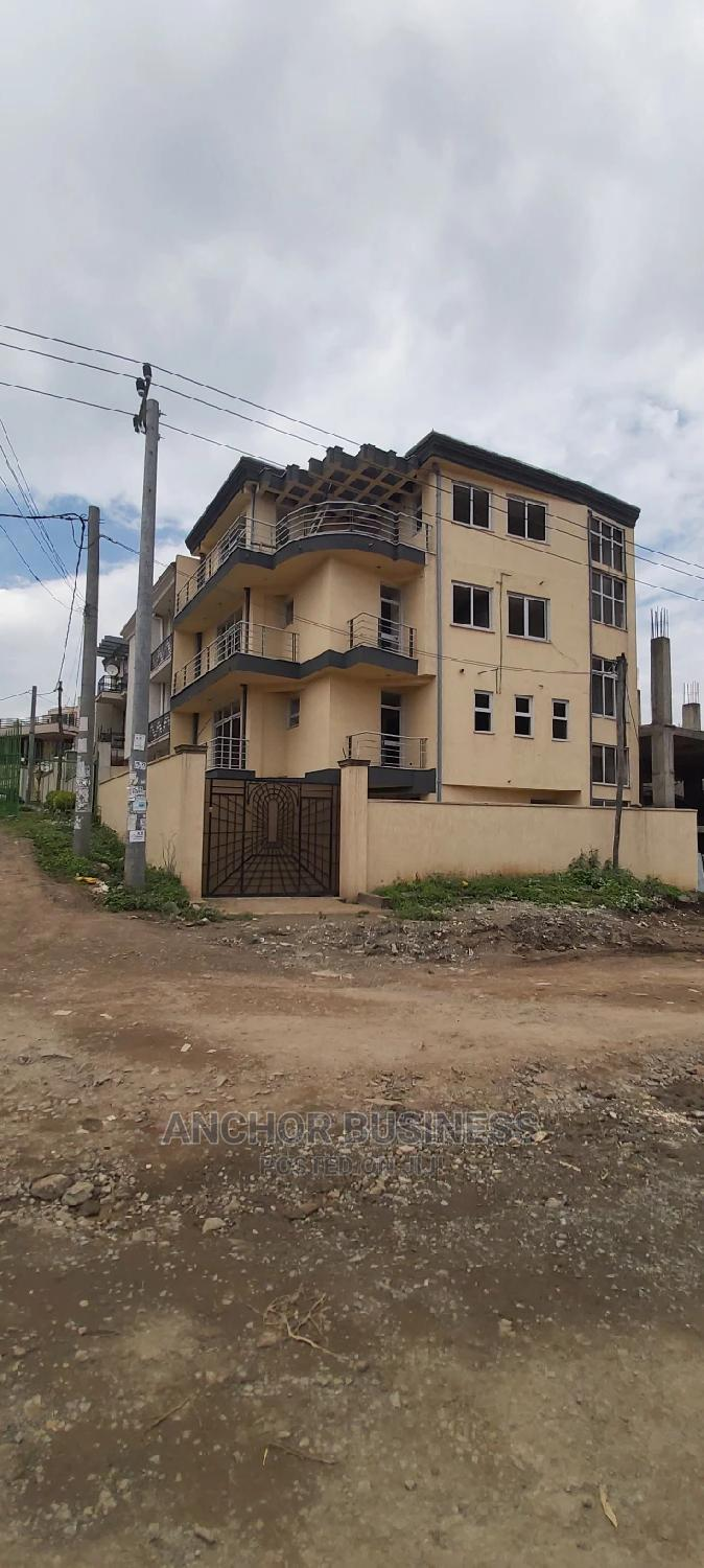 Semi Finished175 M2 G+3 Building