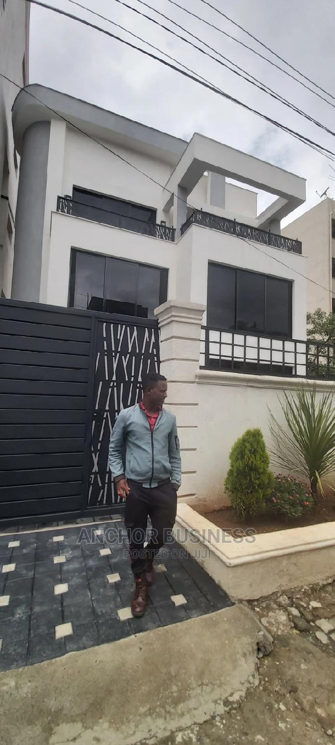 Furnished 7bdrm Townhouse in Anchor Bussiness, Bole for Sale