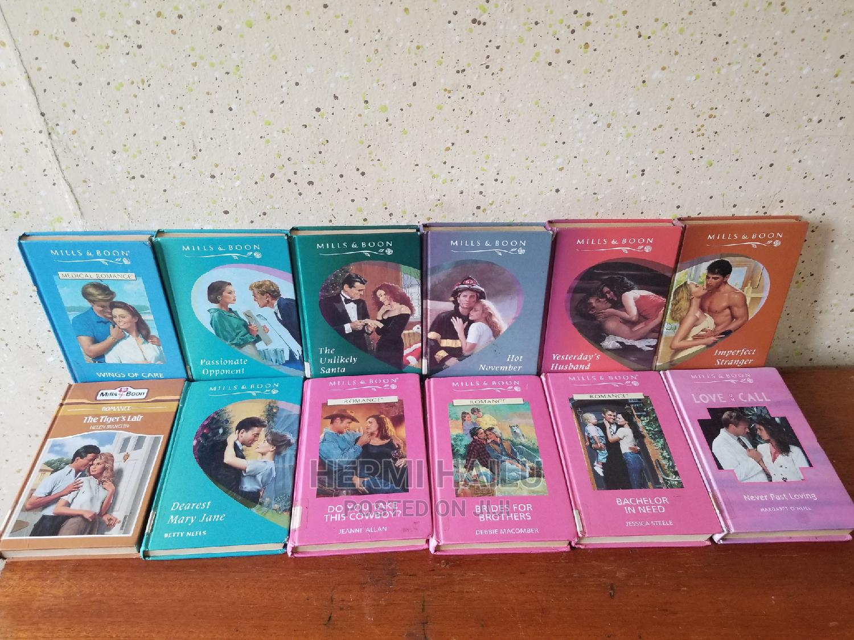 Mills Boon Books