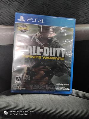 Call of Duty Infinite Warfare Playstation 4( PS4 Game )   Video Games for sale in Addis Ababa, Bole