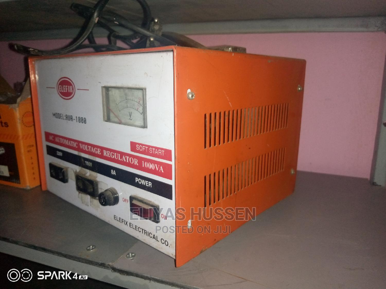 Staplizer Power Control