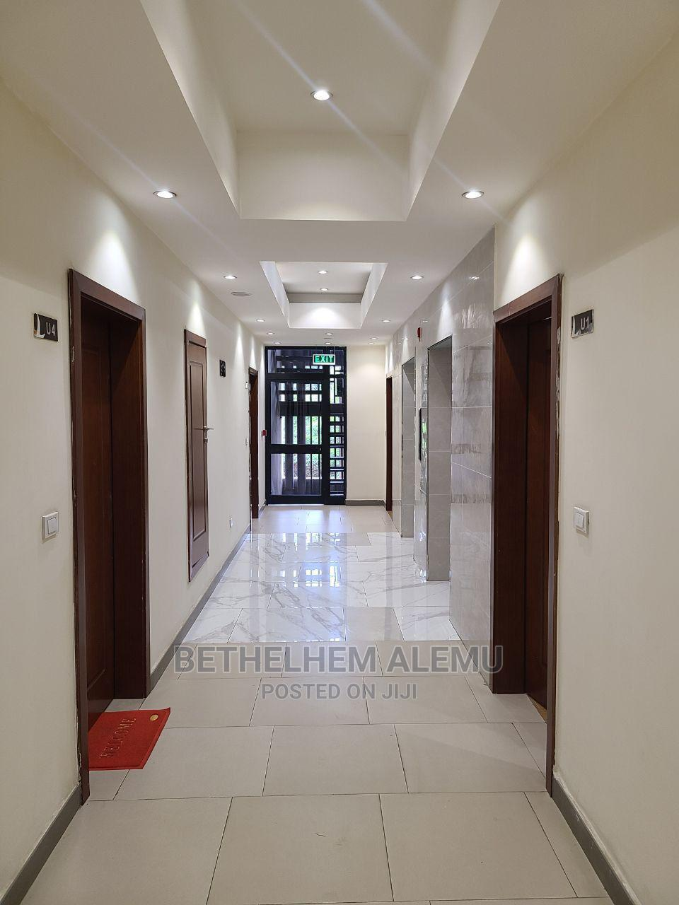 Furnished 3bdrm Apartment in Bole for Rent
