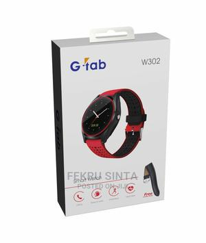 G-Tab W302 Smart Watch With Sim Card | Smart Watches & Trackers for sale in Addis Ababa, Bole