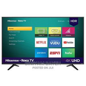 Hisence 4k-Uhd TV 58''   TV & DVD Equipment for sale in Addis Ababa, Arada