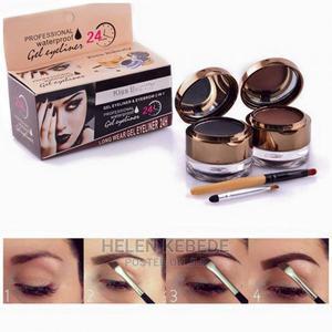 Kiss Beauty Waterproof Eyebrow Gel Eyeliner Original | Makeup for sale in Addis Ababa, Bole