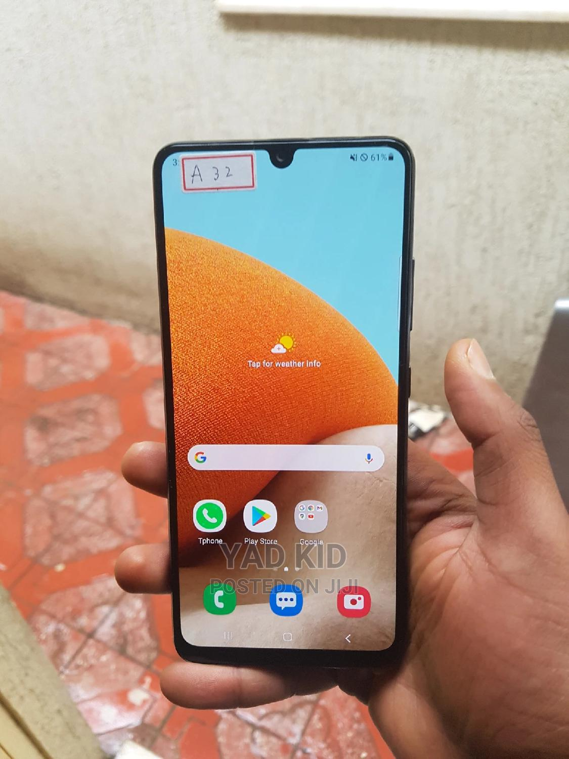 New Samsung Galaxy A32 64 GB Gray | Mobile Phones for sale in Bole, Addis Ababa, Ethiopia