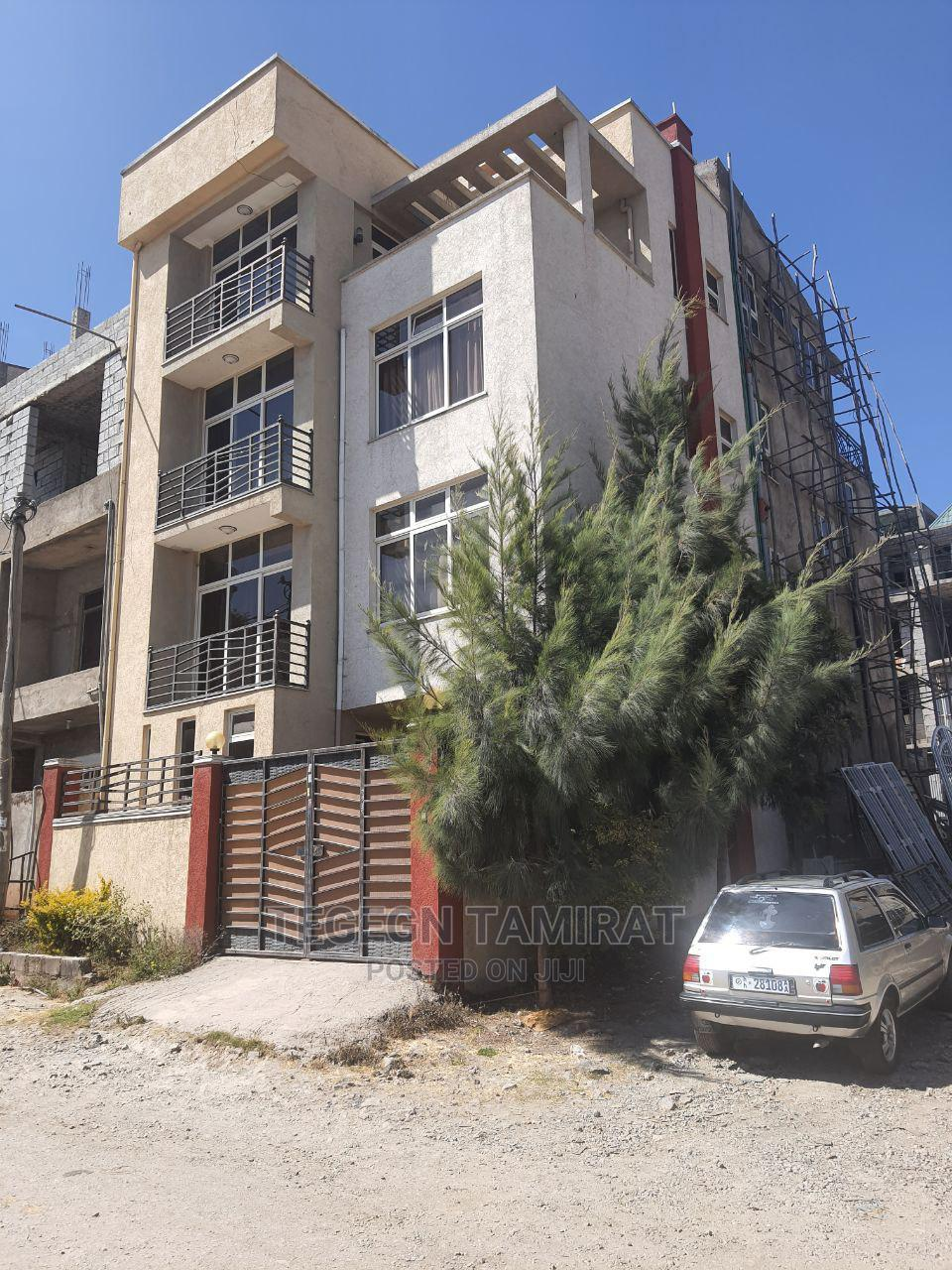 Furnished 6bdrm House in Ayat, Bole for Sale