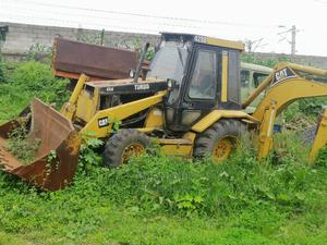 CAT Bachoe Loader 428B | Heavy Equipment for sale in Addis Ababa, Bole