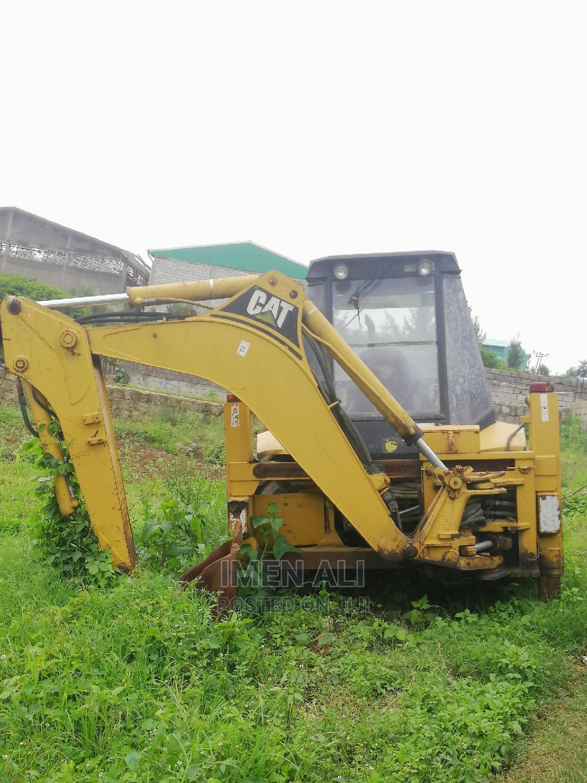 CAT Bachoe Loader 428B | Heavy Equipment for sale in Bole, Addis Ababa, Ethiopia