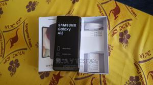 New Samsung Galaxy A12 128 GB Black | Mobile Phones for sale in Addis Ababa, Kirkos
