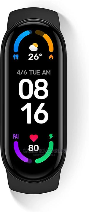 Xiaomi Mi Smartwatch Band 6 | Smart Watches & Trackers for sale in Addis Ababa, Yeka