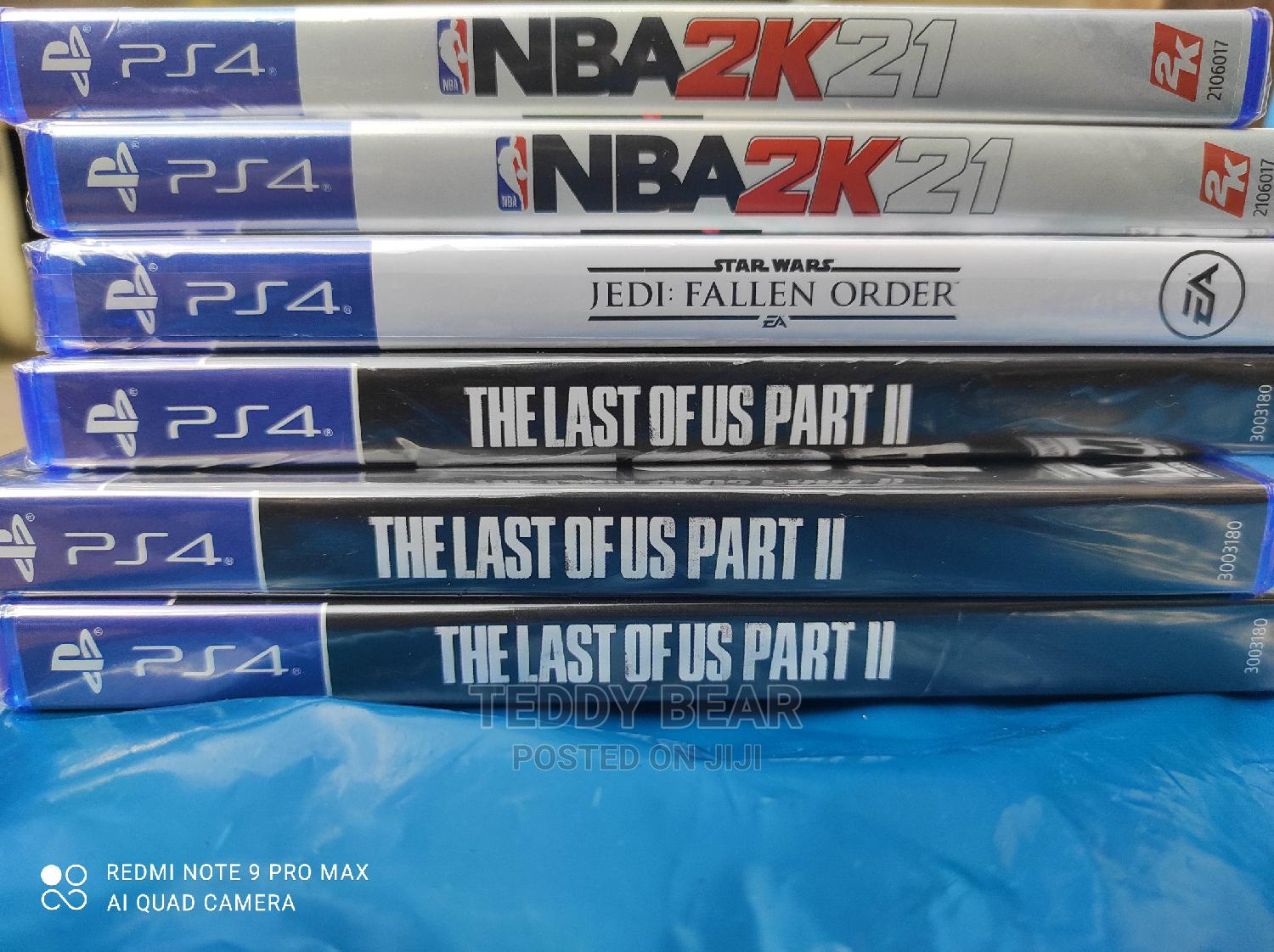 NBA 2K21 Playstation 4 ( Ps4 Game )   Video Games for sale in Bole, Addis Ababa, Ethiopia