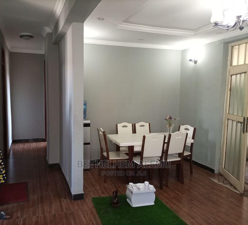 Furnished 3bdrm Apartment in Yeka for Sale