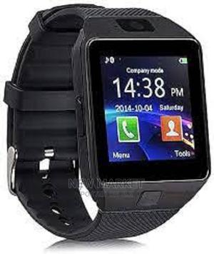 Smart Watch Touch Screen With Camera, SIM Card Slot   Smart Watches & Trackers for sale in Addis Ababa, Yeka
