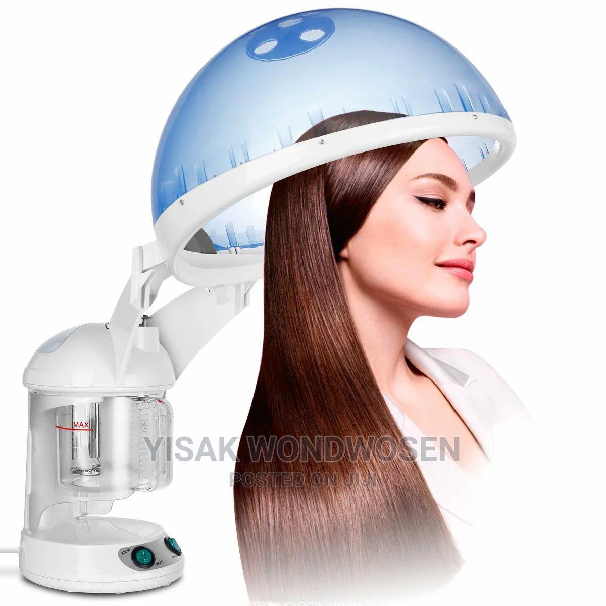 Hair Steamer Caps