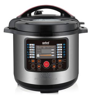 Sanford 9 Liter Electric Pressure Cooker | Kitchen Appliances for sale in Addis Ababa, Nifas Silk-Lafto