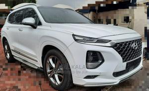 New Hyundai Santa Fe 2019 White | Cars for sale in Addis Ababa, Bole