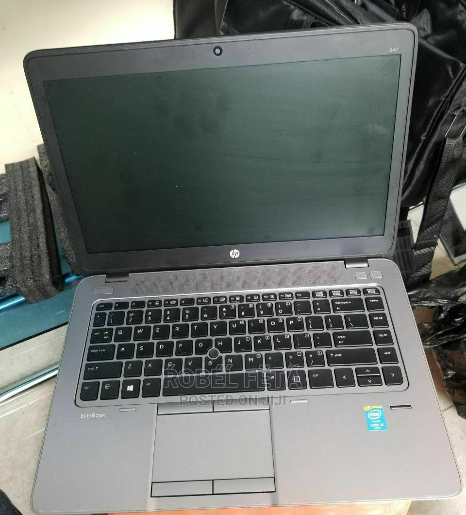 New Laptop HP EliteBook 840 G1 4GB Intel Core I5 HDD 500GB
