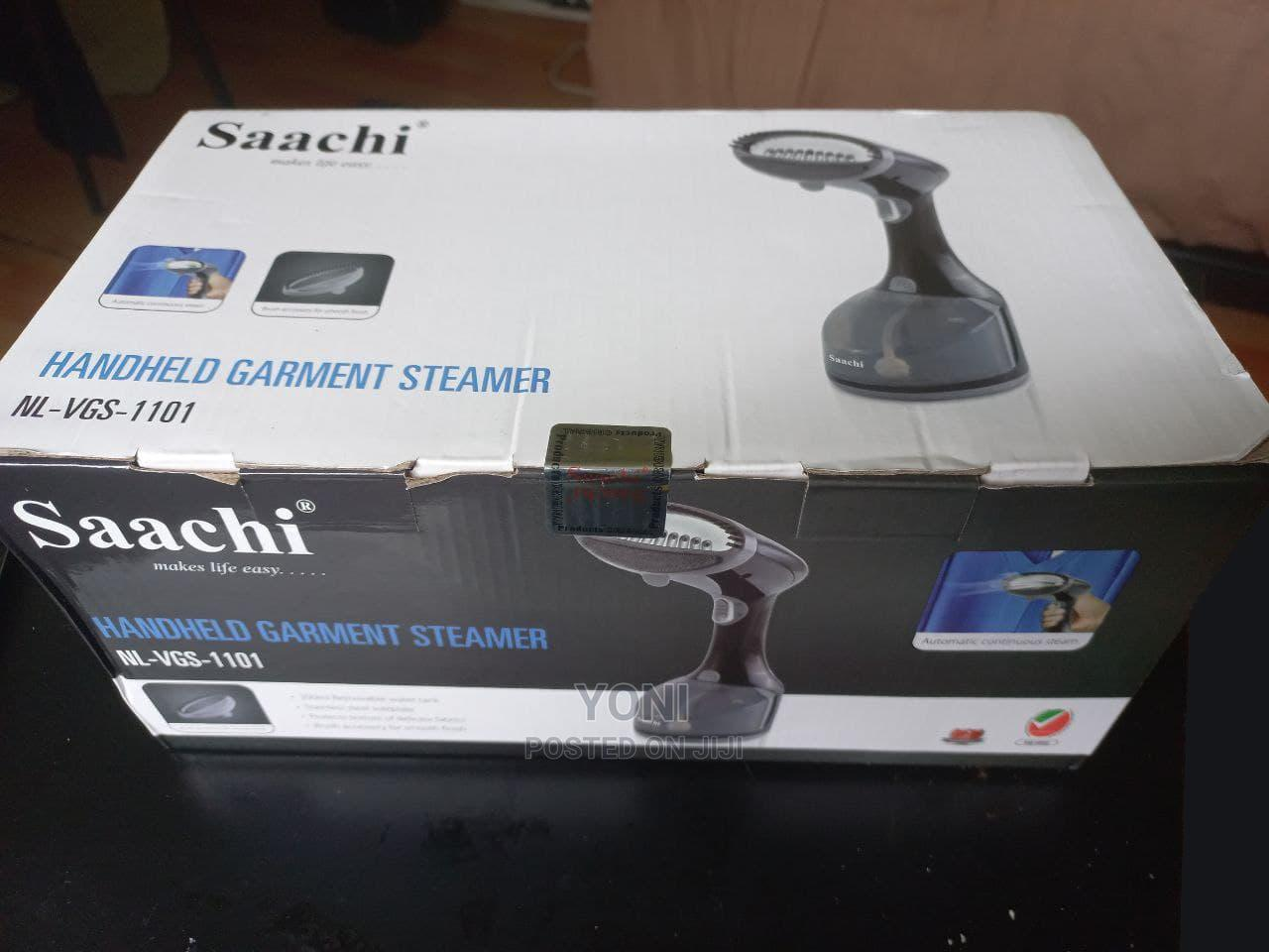 Saachi Handheld Garment Steamer | Home Appliances for sale in Nifas Silk-Lafto, Addis Ababa, Ethiopia