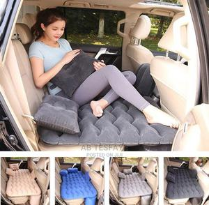 Car Travel Inflatable Mattress Air Bed Great for Camping | Vehicle Parts & Accessories for sale in Addis Ababa, Lideta
