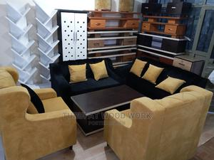 New Quality 7 Seat Sofa   Furniture for sale in Addis Ababa, Yeka