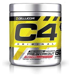 C4 Pre-Workout Supplement   Vitamins & Supplements for sale in Addis Ababa, Arada