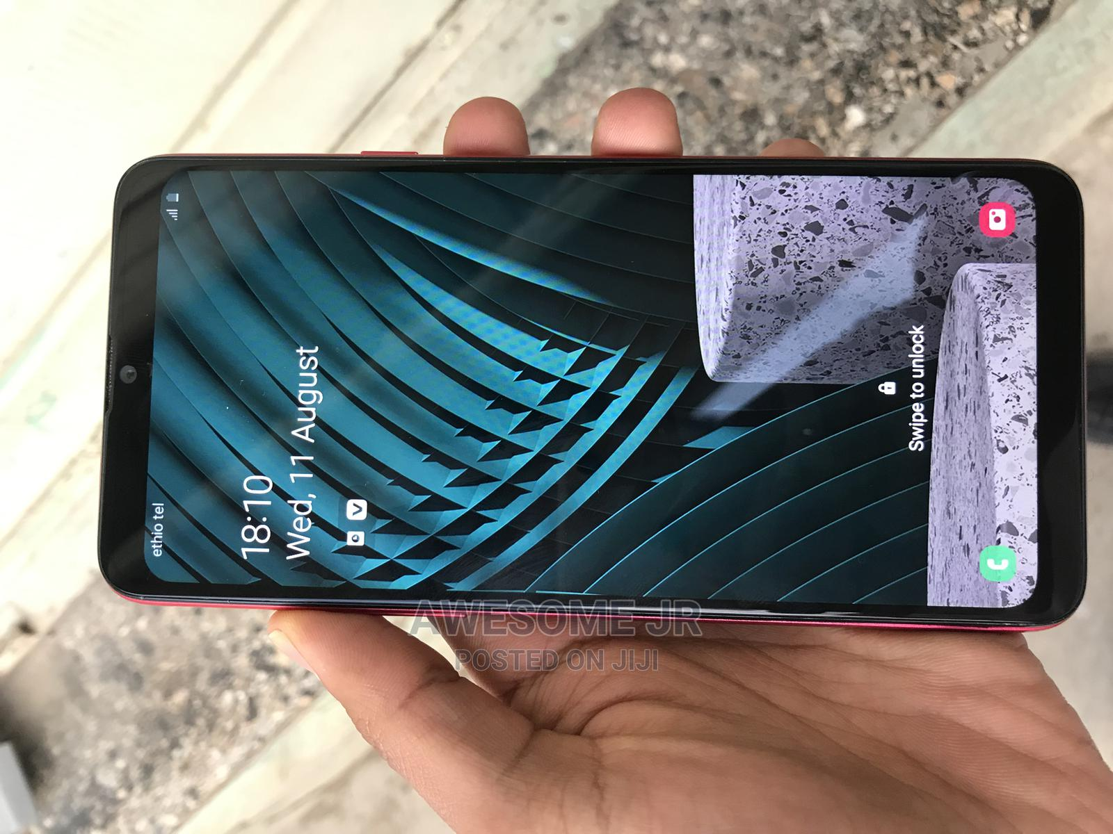 Archive: Samsung Galaxy A20s 32 GB Red