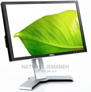 "Dell Ultrasharp 20"" LCD Widescreen Monitor | Computer Monitors for sale in Addis Ababa, Arada"