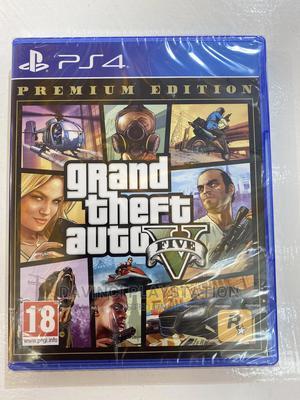 Grand Theft Auto v Premium Edition | Video Games for sale in Addis Ababa, Bole