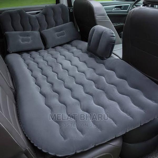 Car Travel Inflatable Mattress Air Bed