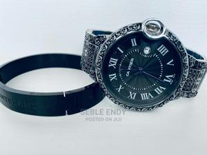 Brand MEN'S Watch With Braclet | Watches for sale in Addis Ababa, Bole