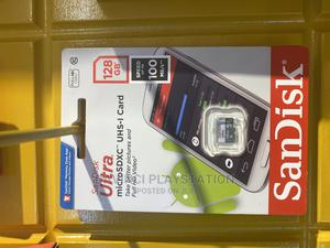 Sandisk Memory Card 128 GB Speed 100 MB/S | Computer Hardware for sale in Addis Ababa, Bole