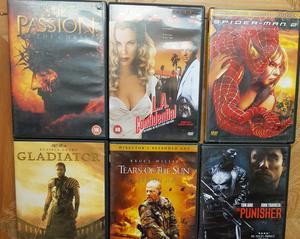ኦሪጅናል የአሜሪካ DVD ፊልሞች   CDs & DVDs for sale in Addis Ababa, Nifas Silk-Lafto