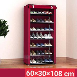 6 Layer Shoes Cabinet   Home Accessories for sale in Addis Ababa, Nifas Silk-Lafto