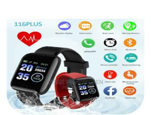 116 Plus Smart Watch Bracelet | Smart Watches & Trackers for sale in Addis Ababa, Bole