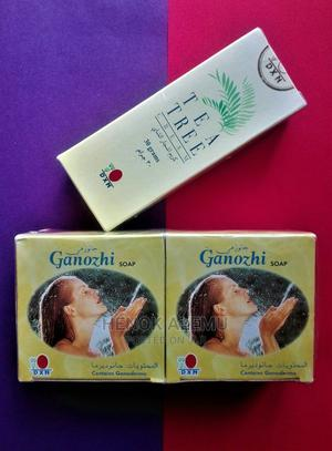 Tee Tree + Ganozhi Soap | Skin Care for sale in Addis Ababa, Arada