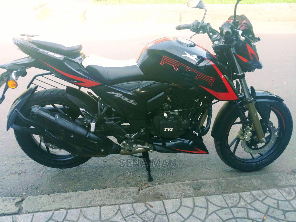 Motorcycle 2020 Black
