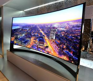 Samsung 55 Inch Curved Tv 8series | TV & DVD Equipment for sale in Addis Ababa, Bole
