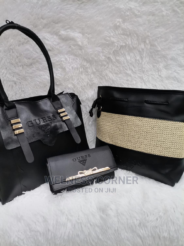 Ladies Hand Bag 3 Pieces