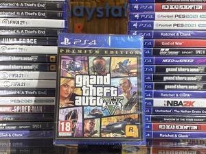 Grand Theft Auto v Premium | Video Games for sale in Addis Ababa, Bole