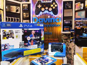FIFA 21 Standard Edition Playstation 4 Slim   Video Game Consoles for sale in Addis Ababa, Bole