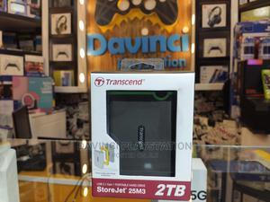 Transcend 2 Tb   Computer Hardware for sale in Addis Ababa, Bole
