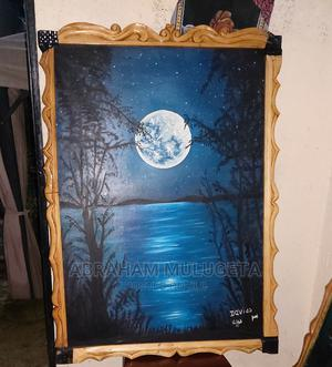 Moon Light in the Ocean | Arts & Crafts for sale in Addis Ababa, Nifas Silk-Lafto