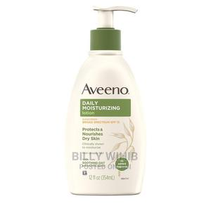 Aaveeno Daily Moisturizing Lotion 1 Pack With 2 Pc | Skin Care for sale in Addis Ababa, Nifas Silk-Lafto