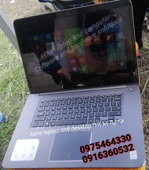 Laptop Dell Inspiron 15 7548 8GB Intel Core I7 HDD 1T   Laptops & Computers for sale in Addis Ababa, Gullele